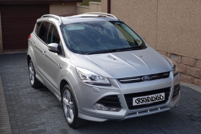 review of 1 5 petrol titanium x sport ford kuga owners club forums. Black Bedroom Furniture Sets. Home Design Ideas
