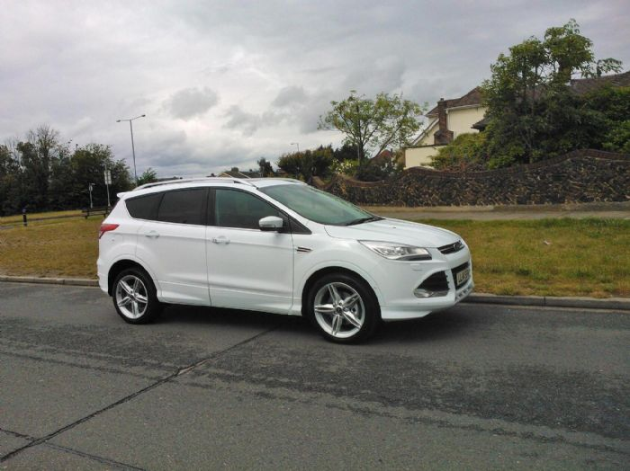 titanium x sport ford kuga owners club forums page 10. Black Bedroom Furniture Sets. Home Design Ideas