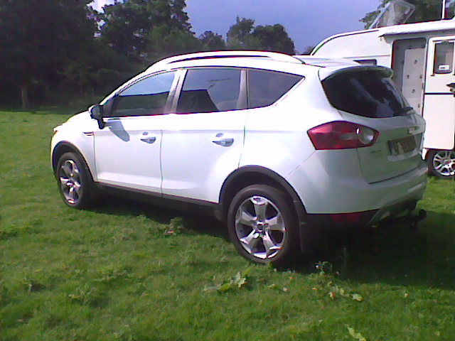 problems with wheel nuts ford kuga owners club forums page 2. Black Bedroom Furniture Sets. Home Design Ideas
