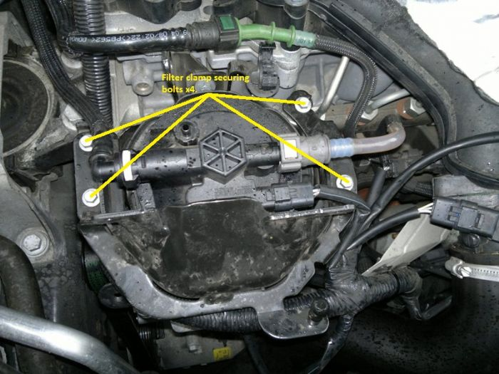 Image Result For Ford Kuga Oil Filter