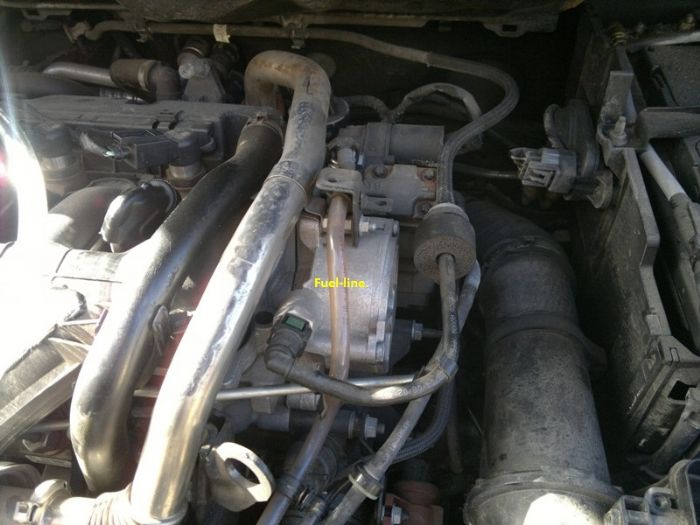 Filter change - Bleeding air-locks  - Ford Kuga Owners Club Forums