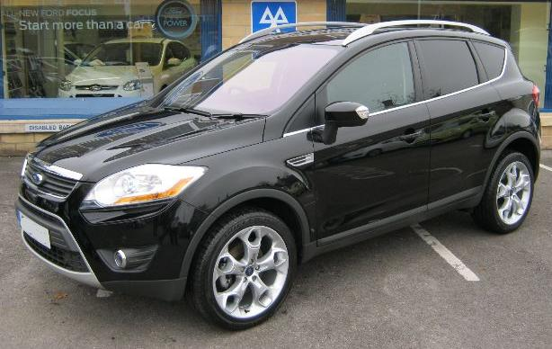 bodystyling ford kuga owners club forums. Black Bedroom Furniture Sets. Home Design Ideas
