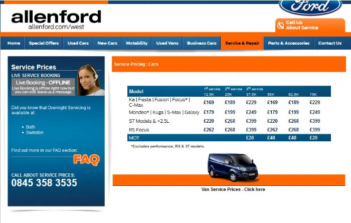 Evans halshaw bolton so called service ford kuga owners club forums