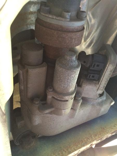 Generation 4 Iv Haldex Oil And Filter Service Ford Kuga