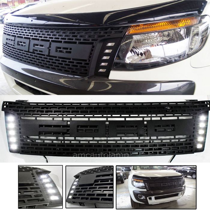 Ford Ranger F150 Style Front Grill Ford Kuga Owners Club