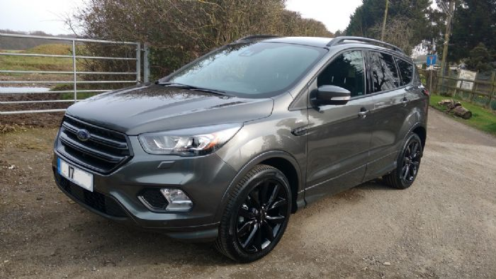 """""""My Car"""" - Kuga ST Line - Ford Kuga Owners Club Forums"""